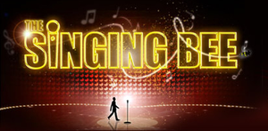 The Singing Bee (U.S. game show) - Image: Singing Bee Logo