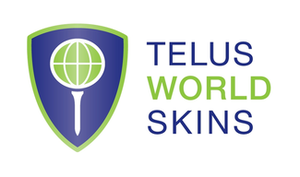 Telus World Skins Game - Image: Skins logo