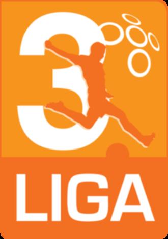Slovenian Third League - Image: Slovenian Third League logo