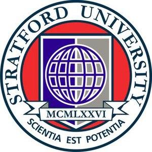 Stratford University - Stratford Seal