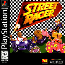 Streetracer Games