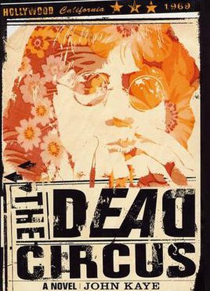 The Dead Circus - Dust-jacket from the first edition