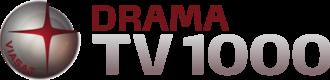 Viasat Series - TV 1000 Drama logo used 2009-2012