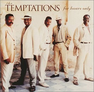 Theo Peoples - Theo Peoples with the Temptations, 1995. Peoples is second from right.
