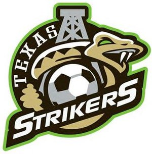 Oxford City FC of Texas - Original Texas Strikers Logo
