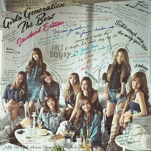 The Best (Girls' Generation album) - Image: The Bestof Girls Generation