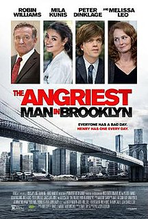 <i>The Angriest Man in Brooklyn</i>