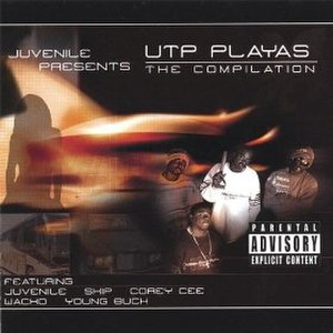 The Compilation (UTP album) - Image: The Compilation