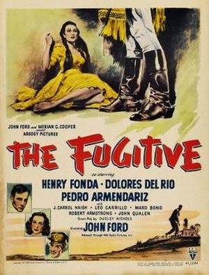 The Fugitive (1947 film) - Image: The Fugitive Film Poster