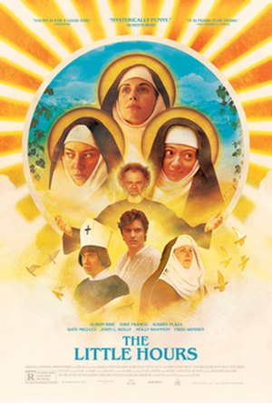 The Little Hours - Theatrical release poster