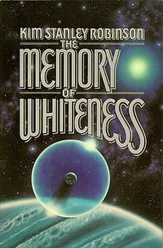 The Memory of Whiteness - Cover