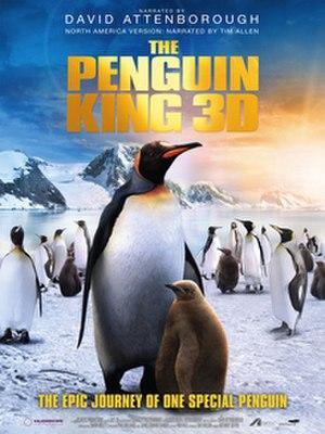 The Penguin King - Image: The Penguin King 2012