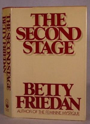 The Second Stage - Image: The Second Stage (Friedan book)