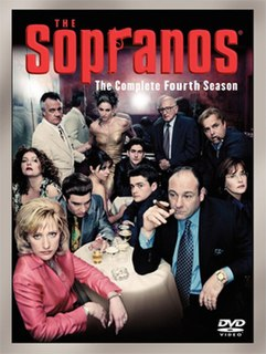 <i>The Sopranos</i> (season 4) season of television series