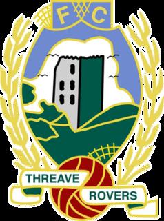 Threave Rovers F.C. Association football club