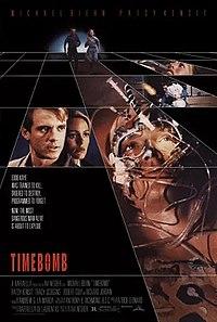 Бомба замедленного действия / Timebomb(DVDRip)1991г.