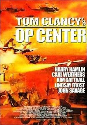 Tom Clancy's Op Center (film) - Image: Tom Clancy's Op Center (film)