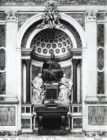 Tomb of Pope Clement XII