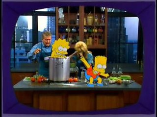 Treehouse of Horror IX 4th episode of the tenth season of The Simpsons