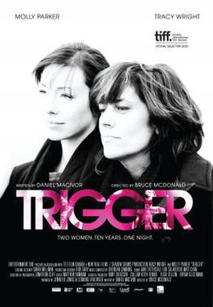 Trigger (film) - Film poster