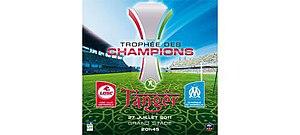 2011 Trophée des Champions - Image: Trophees des champions 2011
