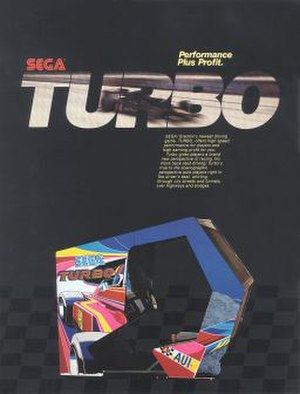 Turbo (video game) - Image: Turbo flyer