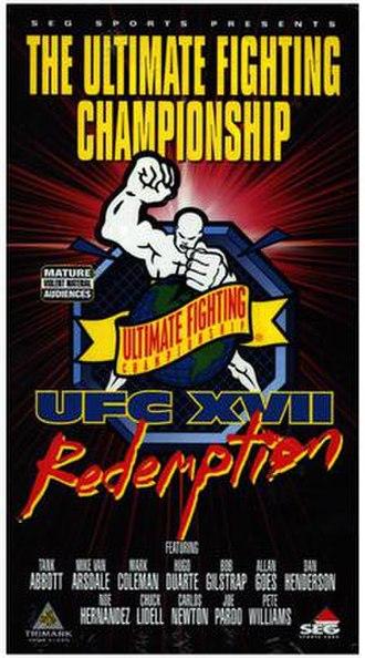 UFC 17 - Image: Ufc 17