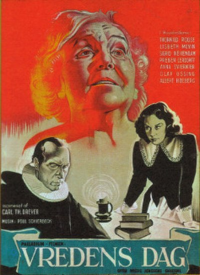 Picture of a movie: Day Of Wrath
