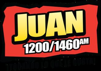 WNPL - Image: WJUA JUAN1200 1460 logo