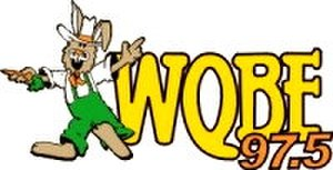 WQBE-FM - Logo for WVQBE-FM