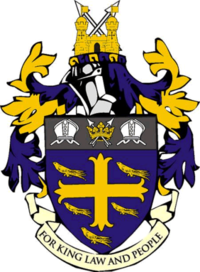 Arms of West Suffolk County Council