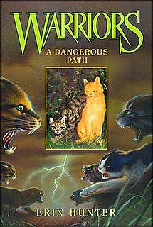 <i>A Dangerous Path</i> book