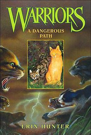 A Dangerous Path - First edition cover
