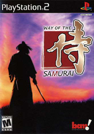 Way of the Samurai - North American cover art