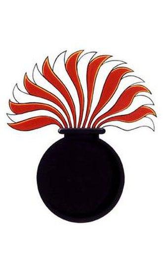 The Winnipeg Grenadiers - Image: Winnipeg Grenadiers badge