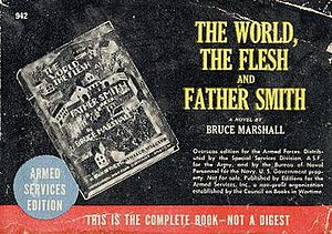 The World, the Flesh, and Father Smith - Armed Services Edition