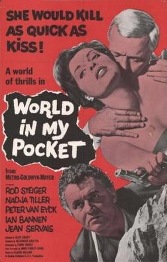 World in My Pocket - Original theatrical poster