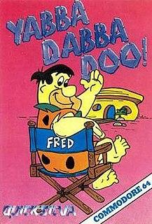 <i>Yabba Dabba Doo!</i> 1986 video game