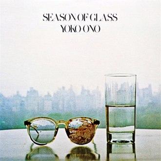 Season of Glass - Image: Yoko Ono Season