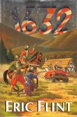 1632-Eric Flint (2000) cover