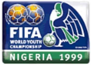 1999 FIFA World Youth Championship - Image: 1999 FIFA World Youth Championship