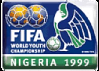 1999 FIFA World Youth Championship - Image: 1999 FIFA World Youth Championship