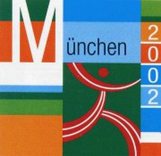 2002 European Athletics Championships - Image: 2002munich