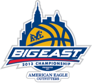 2013 Big East Men's Basketball Tournament - 2013 Big East Championship logo