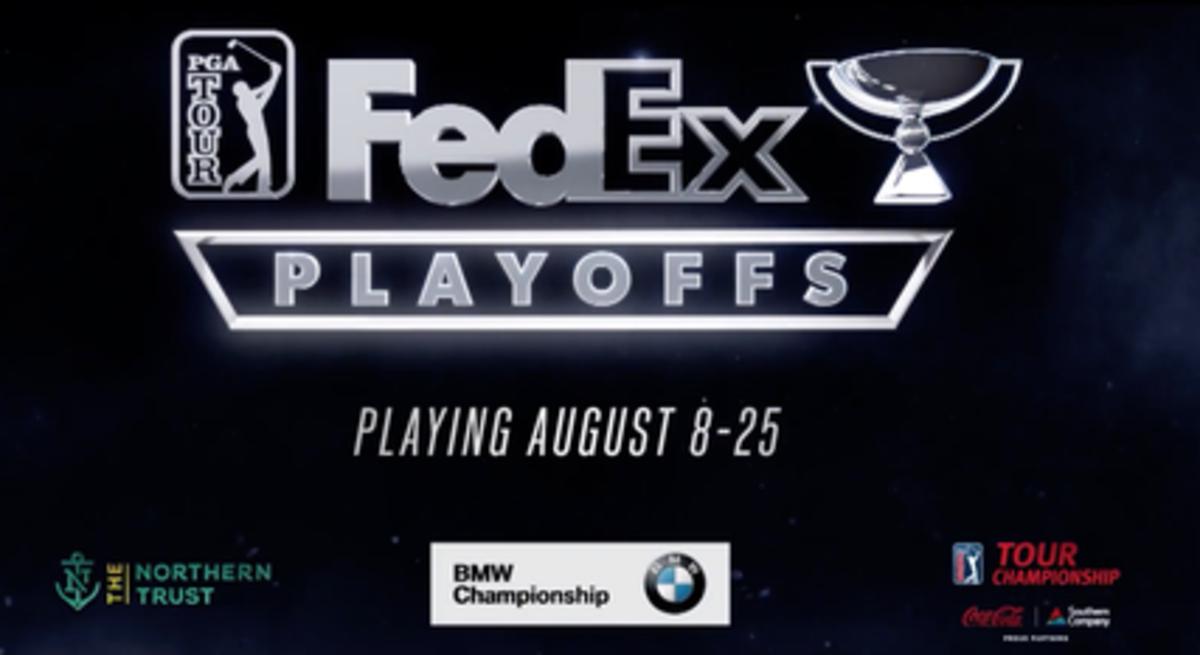 2019 fedex cup playoffs