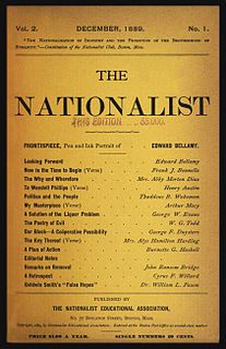 <i>The Nationalist</i> (United States)