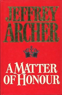 novel by Jeffrey Archer
