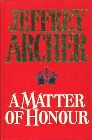 A Matter of Honour - First edition