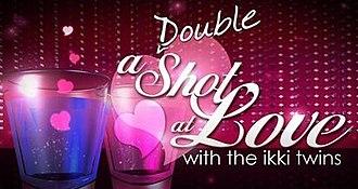 A Double Shot at Love - Season 1 logo