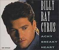 ?Achy Breaky Heart? cover